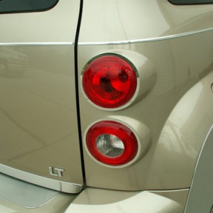 HHR Taillight trim