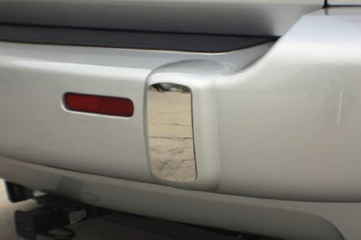 61e47cdad7 HHR Chrome ABS 4 Piece Front & Rear Bumper Pads