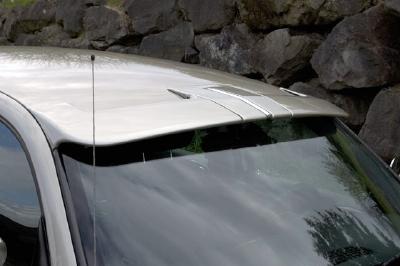 2001 2010 Chrysler Pt Cruiser Fox Craft Visor Unpainted